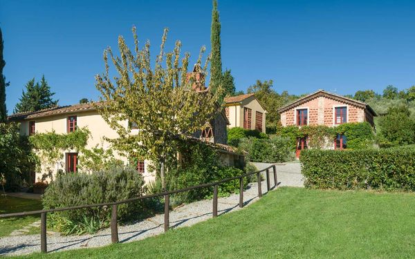 Le Casine, Villa for rent in Segromigno In Monte, Tuscany
