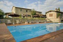 Il Poderino, Villa for rent in La Fornace, Tuscany