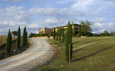 La Casa Del Sole Di Siena: The property of