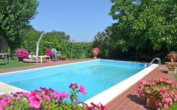 Casa Laura, Villa for rent in Montecchio, Tuscany