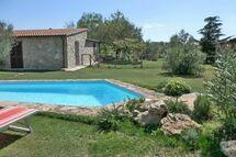 Funghi 1, Villa for rent in Pitigliano, Tuscany
