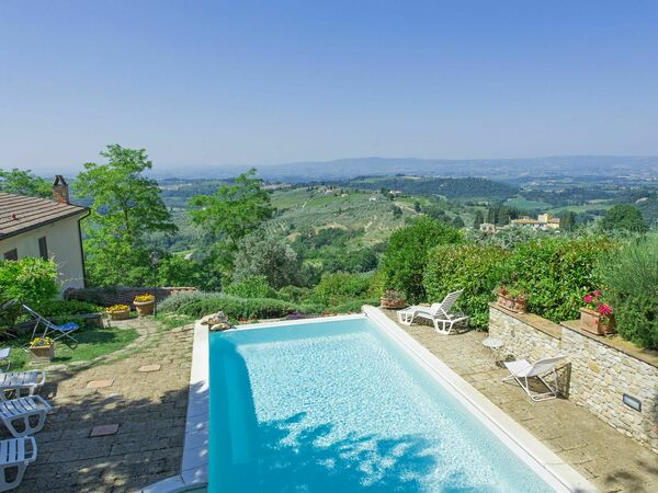 Torre Tavarnelle, Apartment for rent in Tavarnelle Val Di Pesa, Tuscany