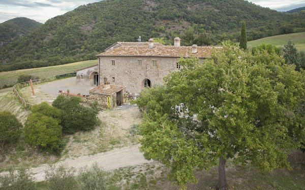 Villa Le Capanne, Villa for rent in Ulignano, Tuscany