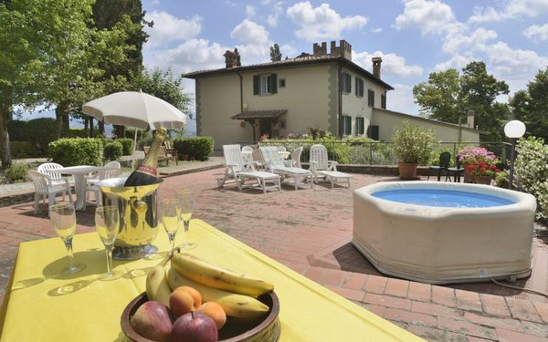 Villa Mugello, Villa for rent in Borgo San Lorenzo, Tuscany