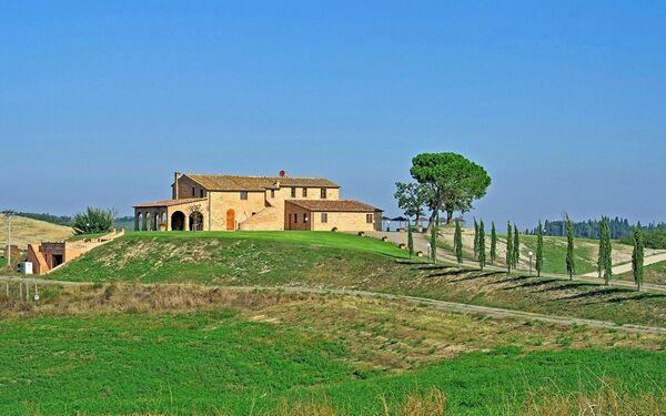 Villa Poggino, Тоскана, Murlo