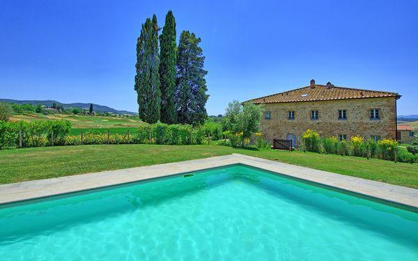 Casale La Valle - Castelfalfi, Apartment for rent in Castelfalfi, Tuscany