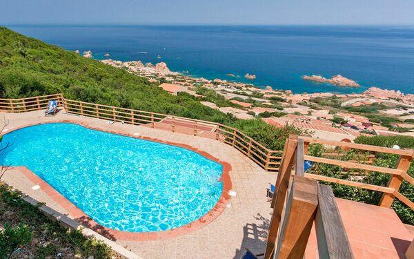 Villa Belvedere, Sardinia, Costa Paradiso