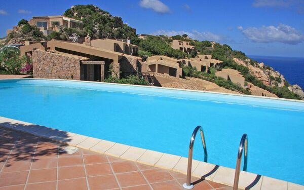 Villa Borgo Dei Fiori, Sardinia, Costa Paradiso