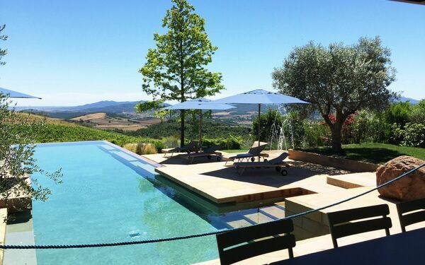 La Ghiandaia, Villa for rent in Tatti, Tuscany