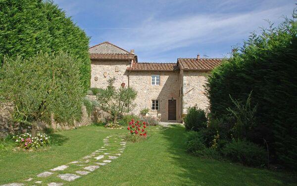 Gran Burrone, Villa for rent in Rocca, Tuscany
