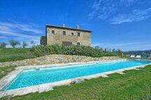 Villa Villa Riccioli in affitto a Campiglia D'orcia