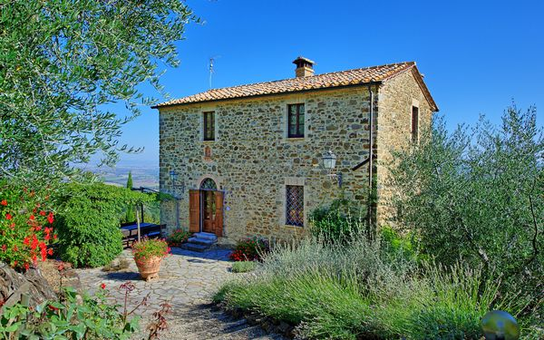 Villa Montalcino, Villa for rent in Montalcino, Tuscany