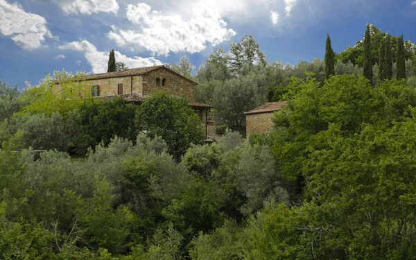Le Logge, Apartment for rent in Pergine Valdarno, Tuscany