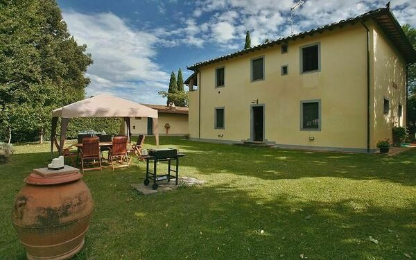 Villa Poppiano, Villa for rent in Poggibonsi, Tuscany