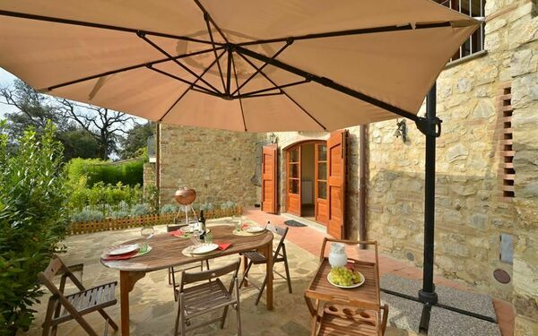 Casa Maria Luisa, Apartment for rent in Villa a Sesta, Tuscany
