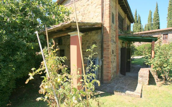 Rustico Girasole, Holiday Home for rent in Reggello, Tuscany