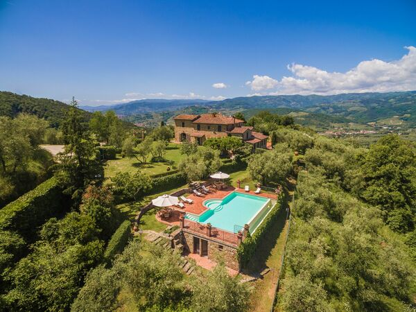 Villa Monsummano, Villa for rent in Monsummano Terme, Tuscany