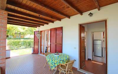 Casa Marcello: Casa con giardino privato