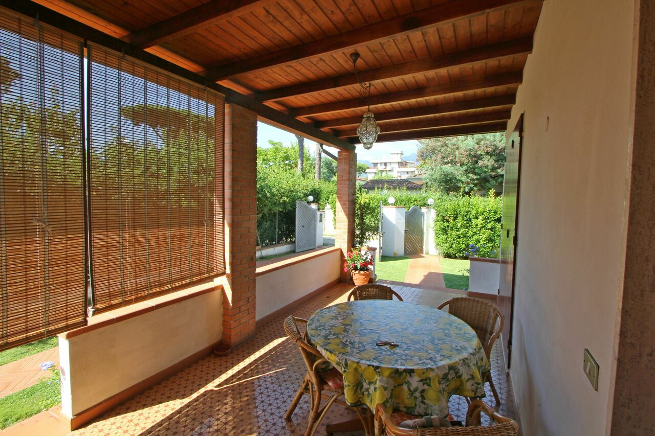 House for rent in Forte dei Marmi
