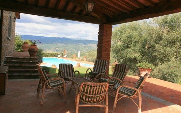 Toskánsko, Monsummano Terme, Villa Gabriella