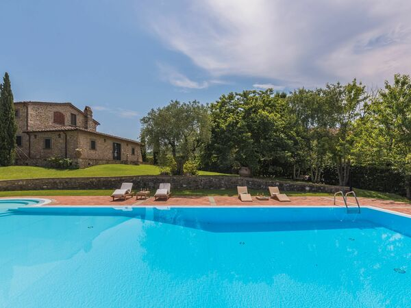 Villa Gabriella, Villa for rent in Monsummano Terme, Tuscany