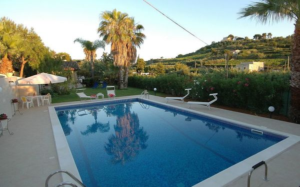 Villa Trappeto, Villa for rent in Trappeto, Sicily