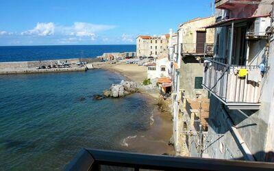 Cefalù Sul Mare: holiday rental Sicily