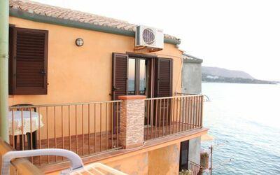Cefalù Sul Mare 2: Terrasse