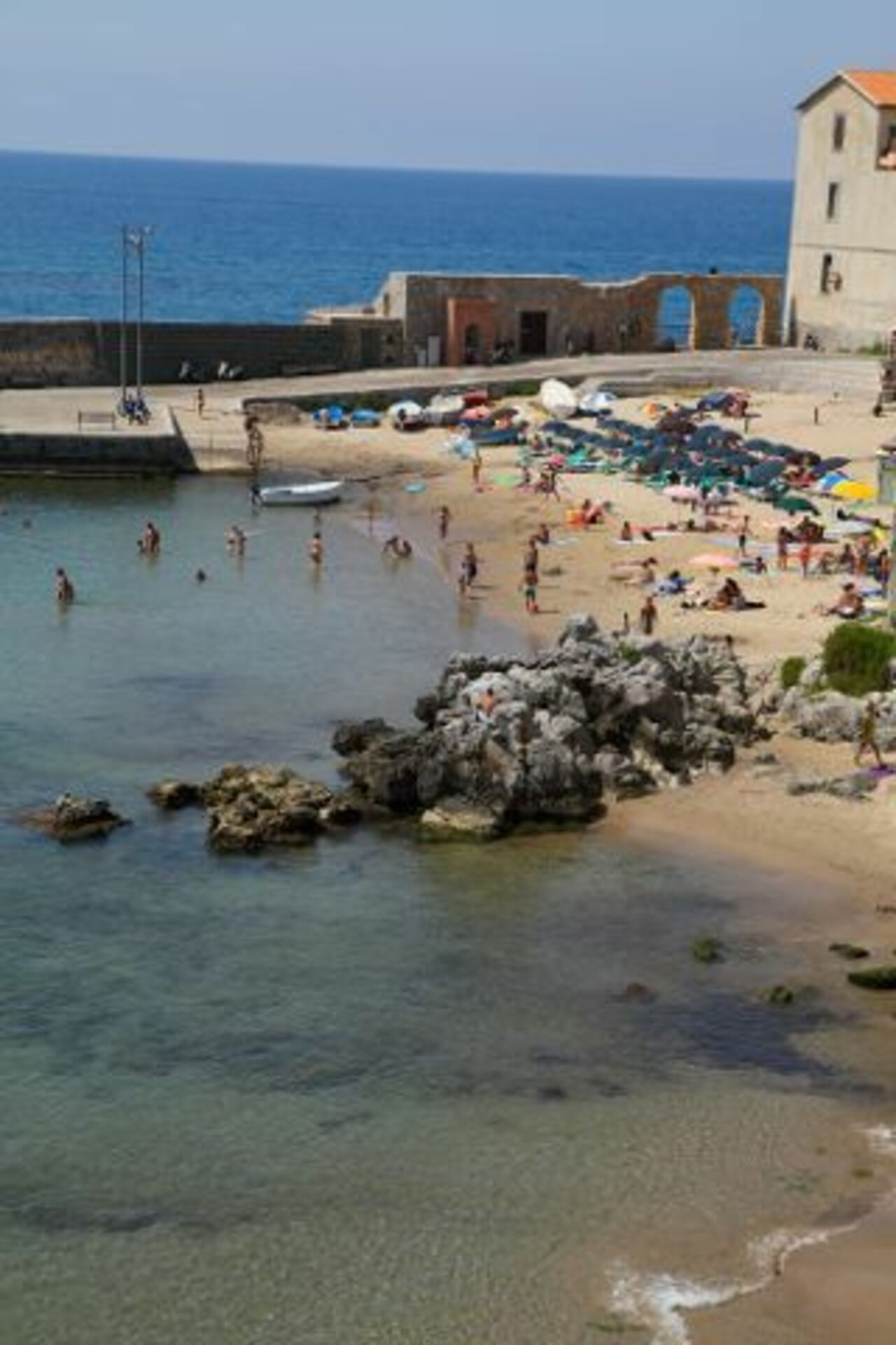 holiday flat Sicily