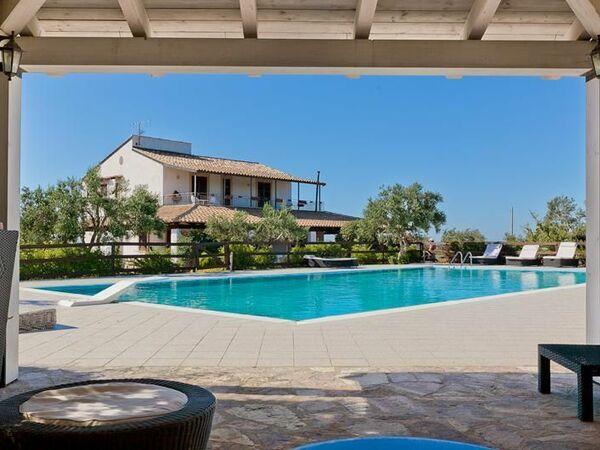 Tenuta Castellammare, Villa for rent in Castellammare Del Golfo, Sicily