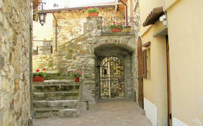 Casa Donati: Entrance