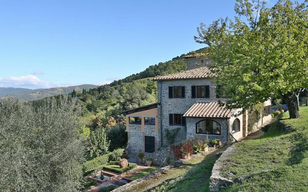 Acquerello, Villa for rent in La Villa, Tuscany