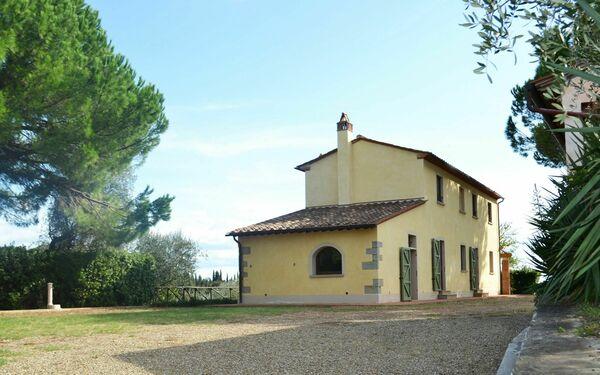 Villa Il Rosino Alto in affitto a Palaia