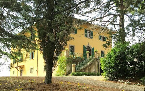 Villa Di Montegemoli, Тоскана, Montegemoli