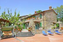 Villa Villa Celeste - Cortona in affitto a Sodo