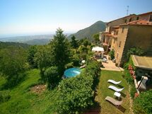 Patrizia, Holiday Home for rent in Culla, Tuscany