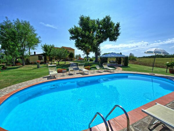 Casa Catia, Villa for rent in Vitiano, Tuscany
