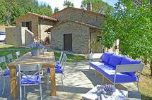 Villa Villa Cassiano in affitto a Castiglion Fiorentino