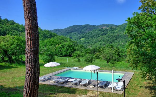 Villa Cassiano, Villa for rent in Castiglion Fiorentino, Tuscany