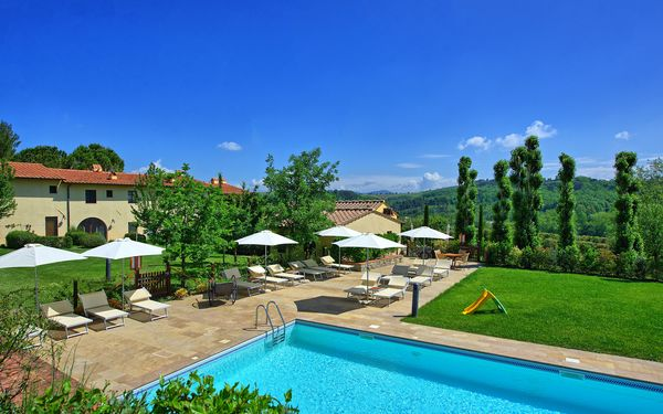 Tizzauli, Apartment for rent in Baccaiano, Tuscany