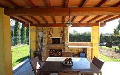 Villa Antonella: Barbecue