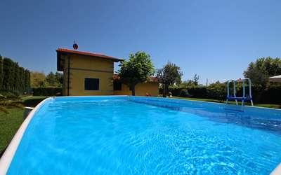 Villa Antonella: Pool