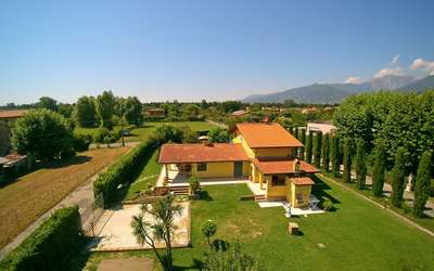 Villa Antonella: near Sea