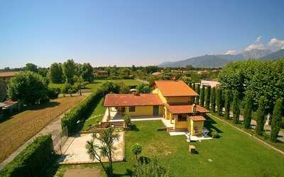 Villa Antonella: nah am Meer