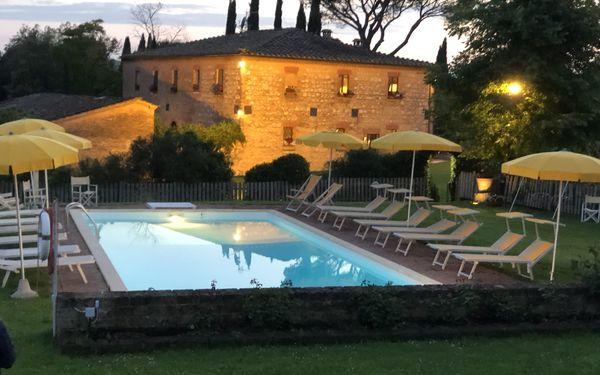 Villa San Fabiano, Villa for rent in Monteroni D'arbia, Tuscany