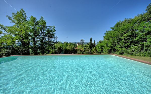 Casale Giotto, Villa for rent in Vicchio, Tuscany
