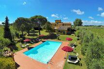 Poggio Al Chiuso, Apartment for rent in Tavarnelle Val Di Pesa, Tuscany