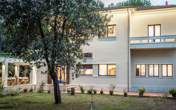 Villa Ferrari, Villa for rent in Marina Dei Ronchi, Tuscany