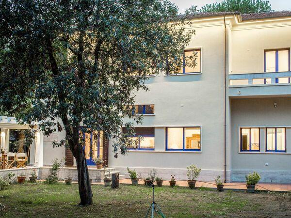 Villa Ferrari, Villa for rent in Marina Dei Ronchi, Tuscany