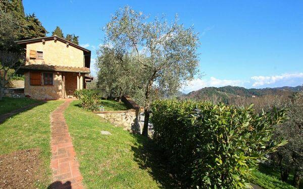 Casa Vacanze La Maggiolina in affitto a Corsanico-bargecchia